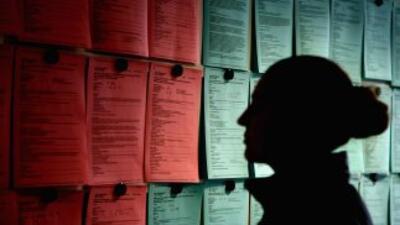 La agencia comunitaria indicó que el desempleo en la eurozona fue del 11...