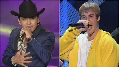 A Christian Nodal le dicen el Justin Bieber de la música regional mexicana