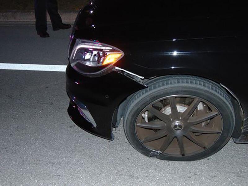 Mercedes-Benz S65 AMG de Tiger Woods