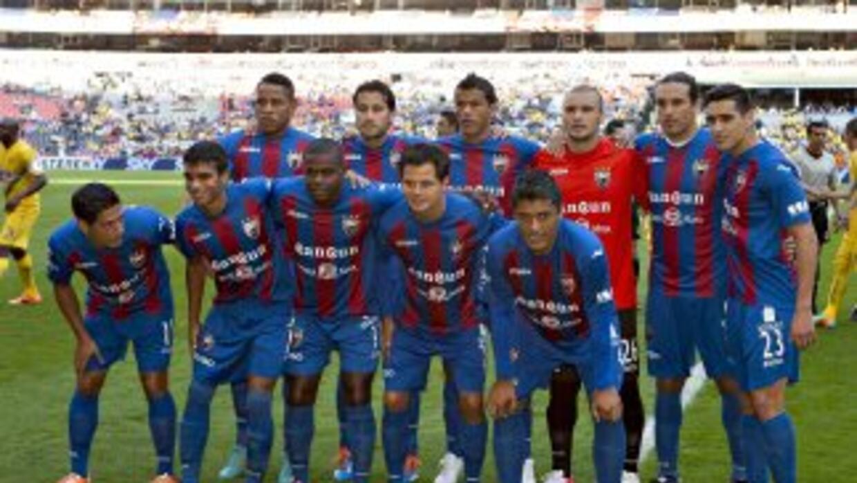 Club Atlante.