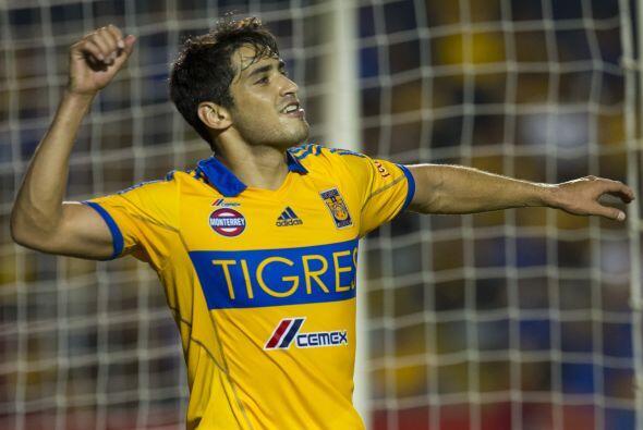 Manuel Viniegra salió de Tigres para reforzar el mediocampo de los Potro...