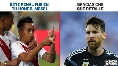 Memelogía | Perú se tomó con humor la derrota frente a Dinamarca
