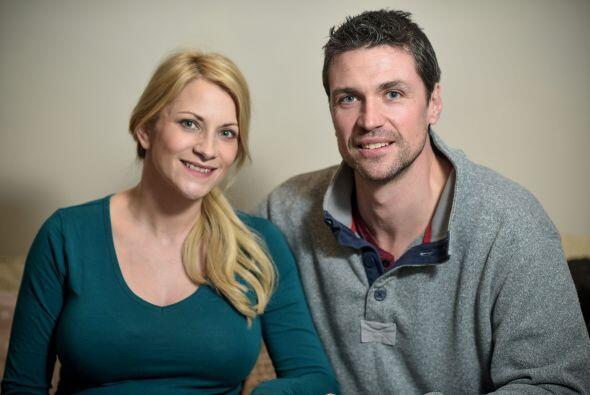Jaime y Steve Halsey decidieron dar un paso adelante y agrandar su familia.