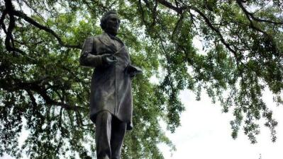 Estatua de Jefferson Davis