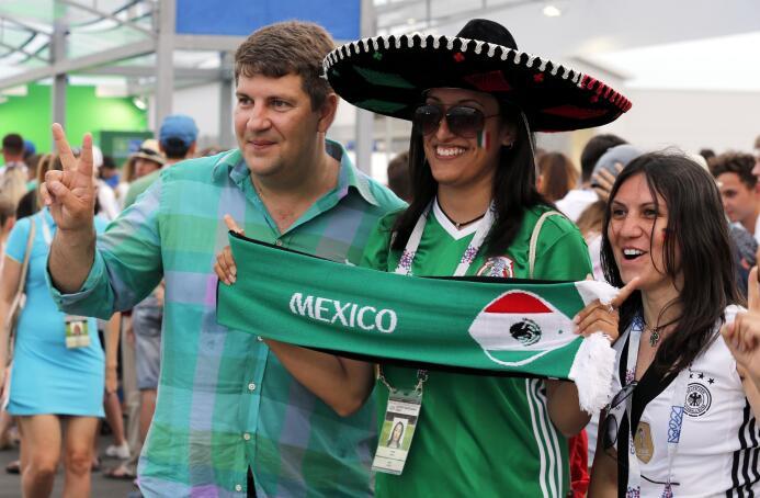 Belleza y sentimiento mexicano se tomaron el Olímpico de Sochi 636343604...