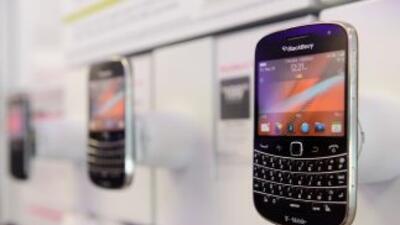 Los despidos son parte del objetivo de BlackBerry de reducir aproximadam...