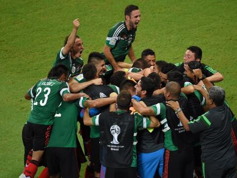 Con el triunfo sobre Croacia, la Selección de México avanz...