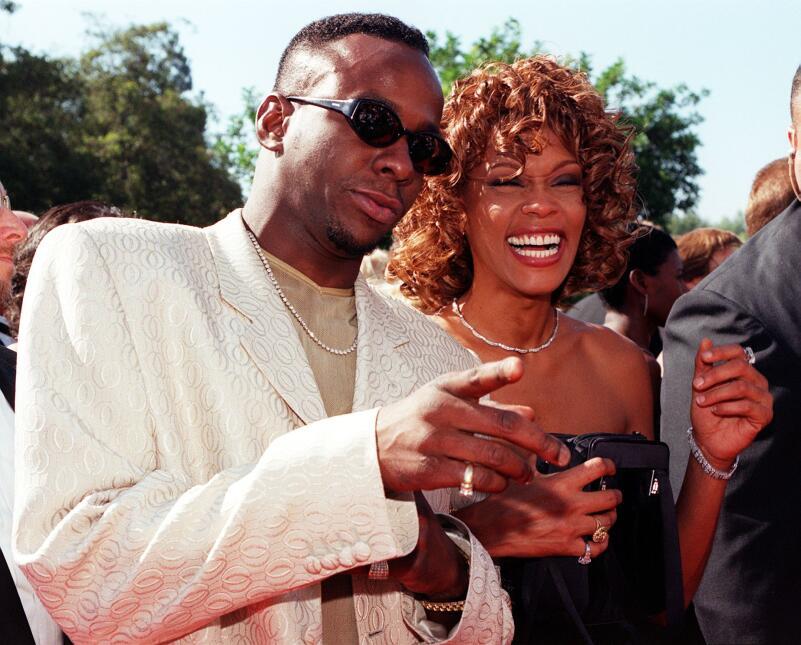 Whitney Houston Bobby Kristina