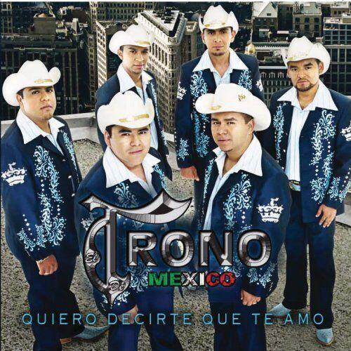 El Trono de México...
