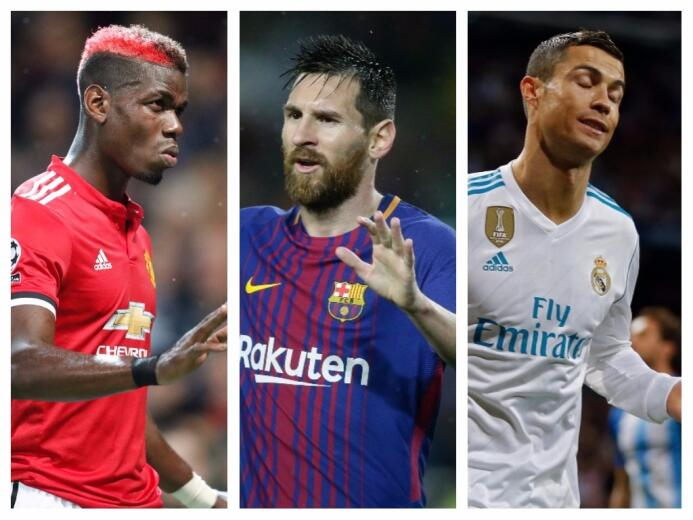 En vez de Balón de Oro se llenó de oro: Messi vuelve a ser el mejor paga...