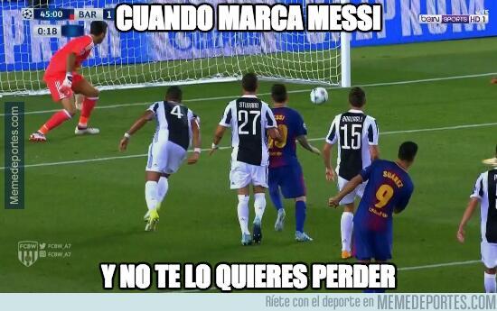 Messi nunca tocó en piano el himno de la Champions, todo fue un montaje...