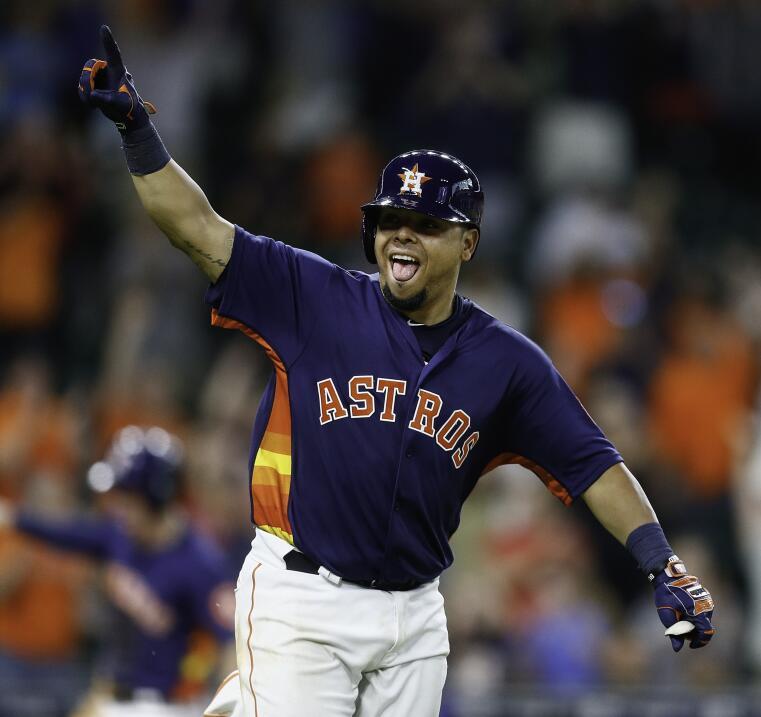 Astros, campeón de la Serie Mundial 2017 | MLB gettyimages-827061142.jpg