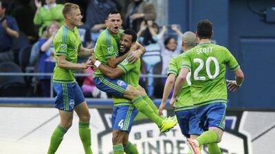 Seattle Sounders 2 - NY Red Bulls 1: Sounders sigue marcando el paso en...