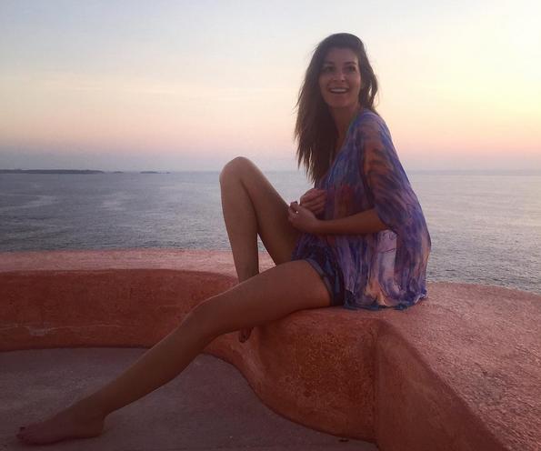 Cora Skinner, la sensual diva que el modelaje le arrebató al deporte Cap...
