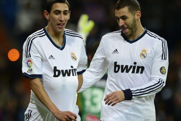 El argentino le daba la ventaja al Madrid en un partido que ya preocupab...