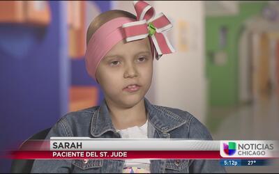 Conviértete en un ángel de esperanza y ayuda a St Jude