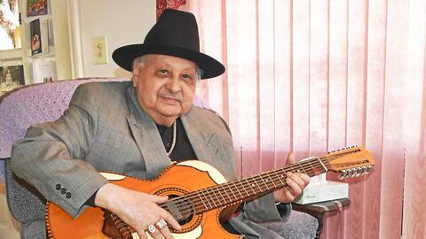 Martin Huron Solis Jr inducted into the Tejano R.O.O.T.S. Hall of Fame M...