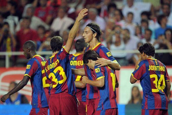 Una temporada después, el fichaje del sueco Zlatan Ibrahimovic supuso el...