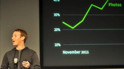 De las acciones obtenidas, Zuckerberg ya vendió más de 30 millones con u...