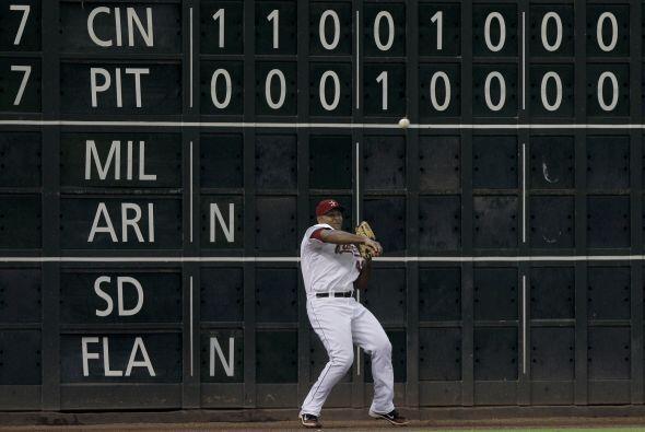 LF. Carlos Lee. Astros de Houston. El panameño conectó nueve imparables...