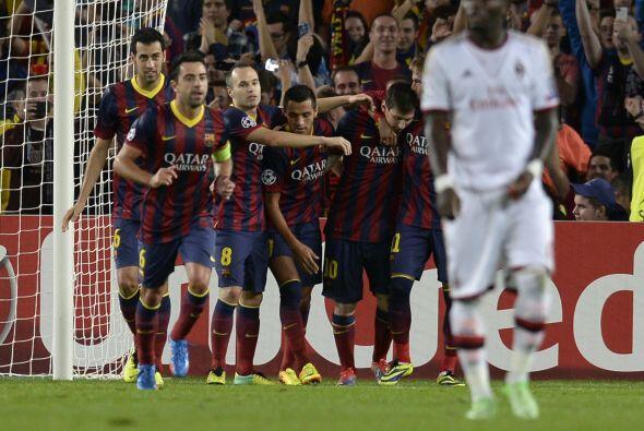 El 3-1 final le dio tres puntos al Barcelona, dejándolo virtualmente cal...
