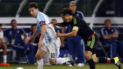 Argentina, puras lágrimas para el fútbol mexicano