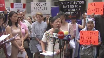 Activistas de Nueva York continúan en pie de lucha para sacar pregunta de ciudadanía en el censo del 2020