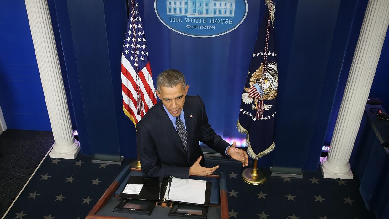 Obama hablará  sobre control de armas