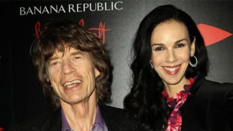 El cantante Mick Jagger le escribió una carta a su amada L'Wren Scott do...