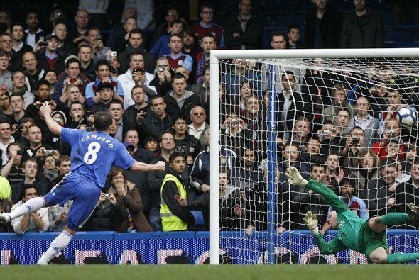 Siete tantos le metió el Chelsea a los 'Villanos'.