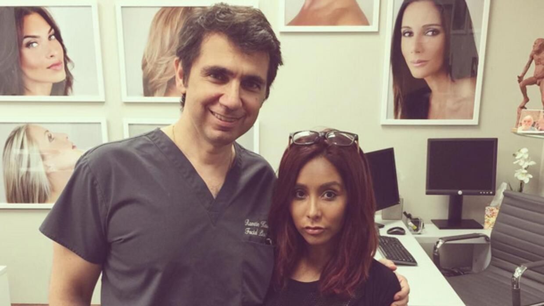 Snooki y el doctor Ratmin Kassir