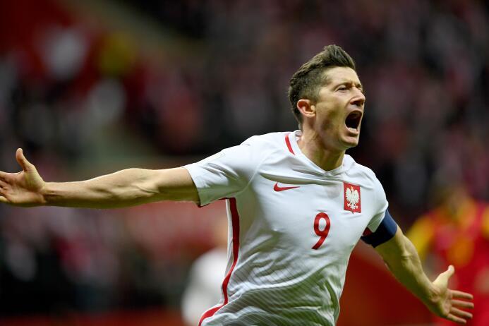 Polonia: el capitán Robert Lewandowski votó por Manuel Neuer y Carlo Anc...