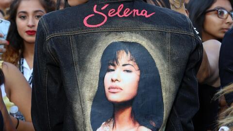 Selena Quintanilla llega al museo Madame Tussauds en Nueva York
