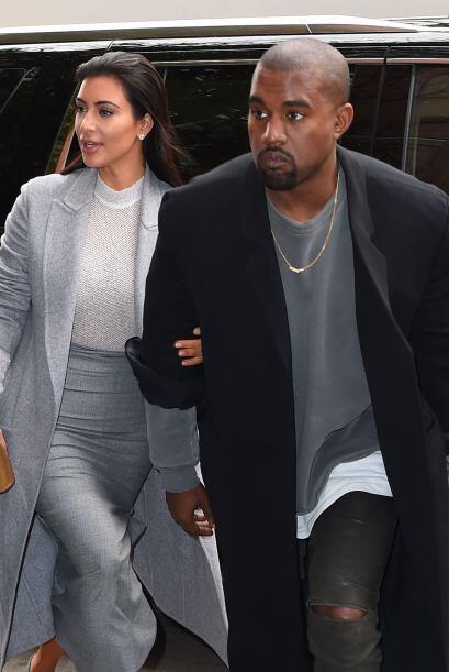 Kim recientemente cumplió 34 años y celebró este evento en Las Vegas.