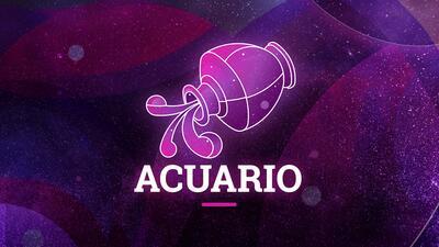 Acuario - Semana del 22 al 28 de octubre