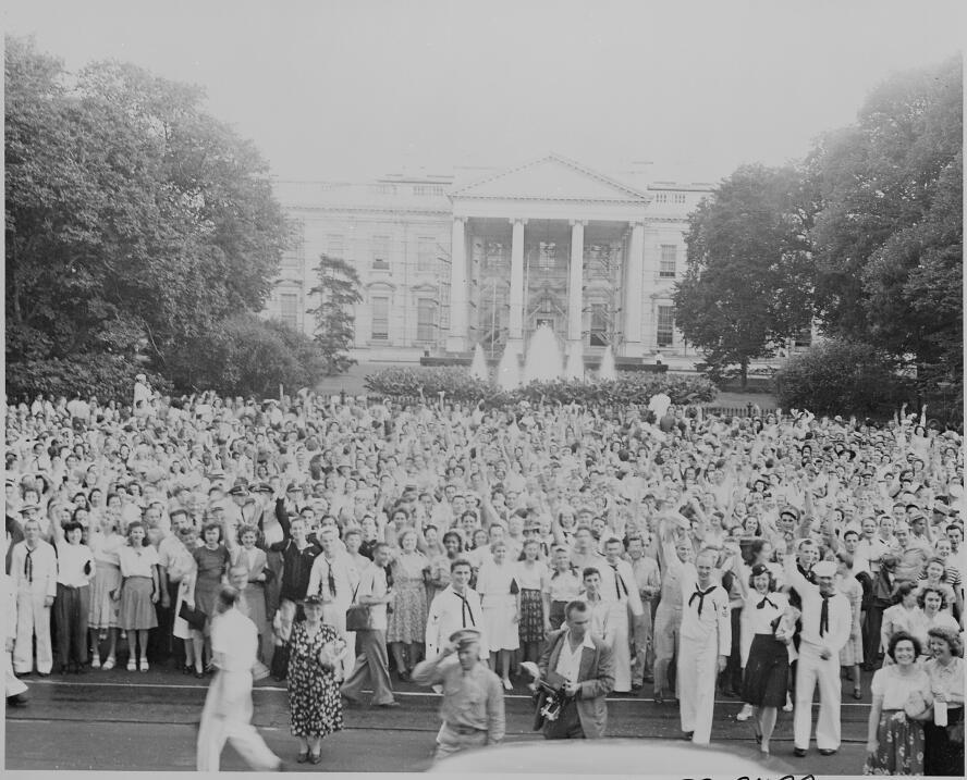 Casa Blanca 1945