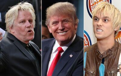 Entérate quiénes son las celebridades que están con...