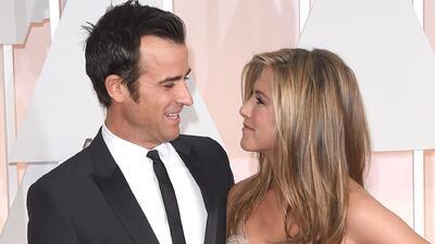 ¡Por fin! Jennifer Aniston y Justin Theroux se casan en secreto