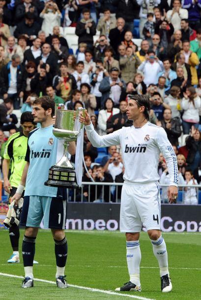 Real Madrid se enfrentó al Zaragoza como local en busca de un triunfo qu...