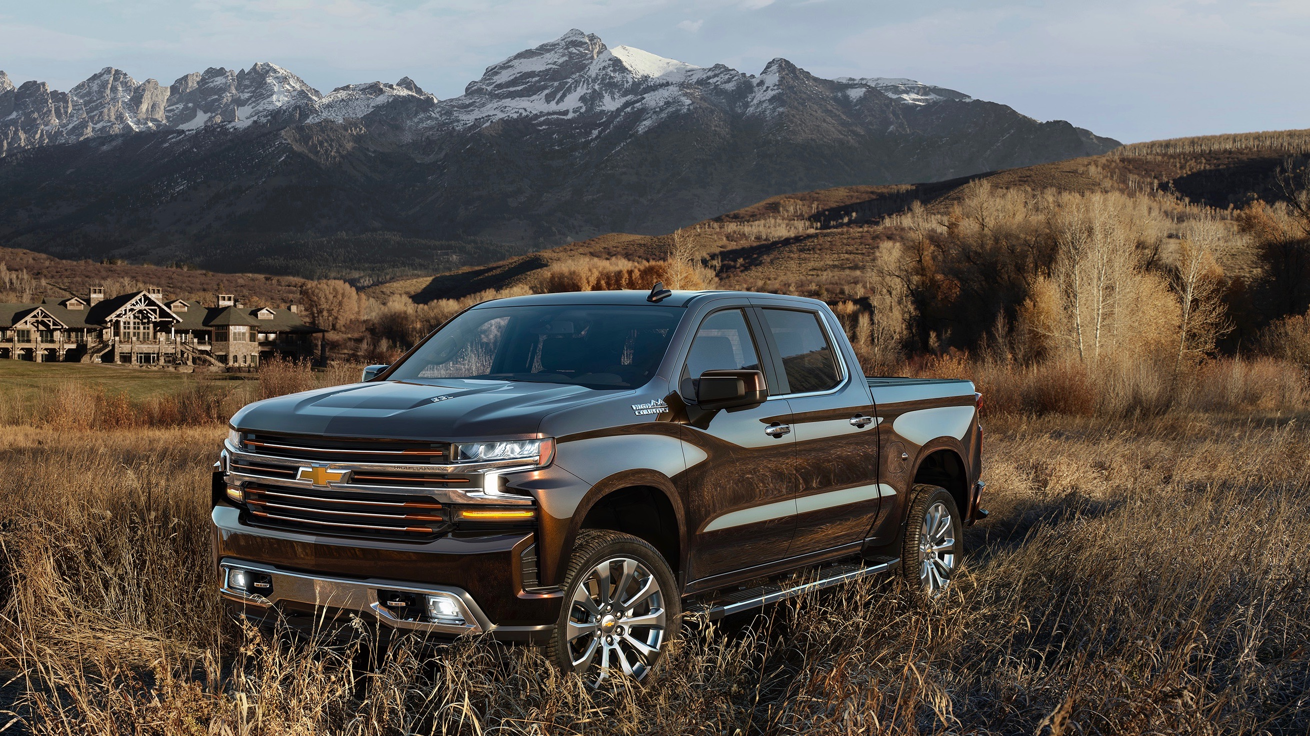 la chevrolet silverado 2019 debuta en detroit con ocho. Black Bedroom Furniture Sets. Home Design Ideas