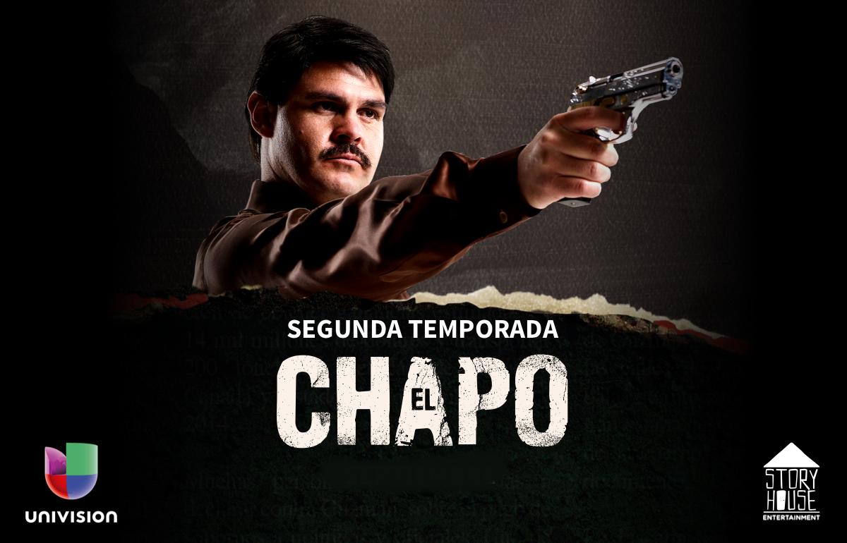 El chapo la serie - Univision