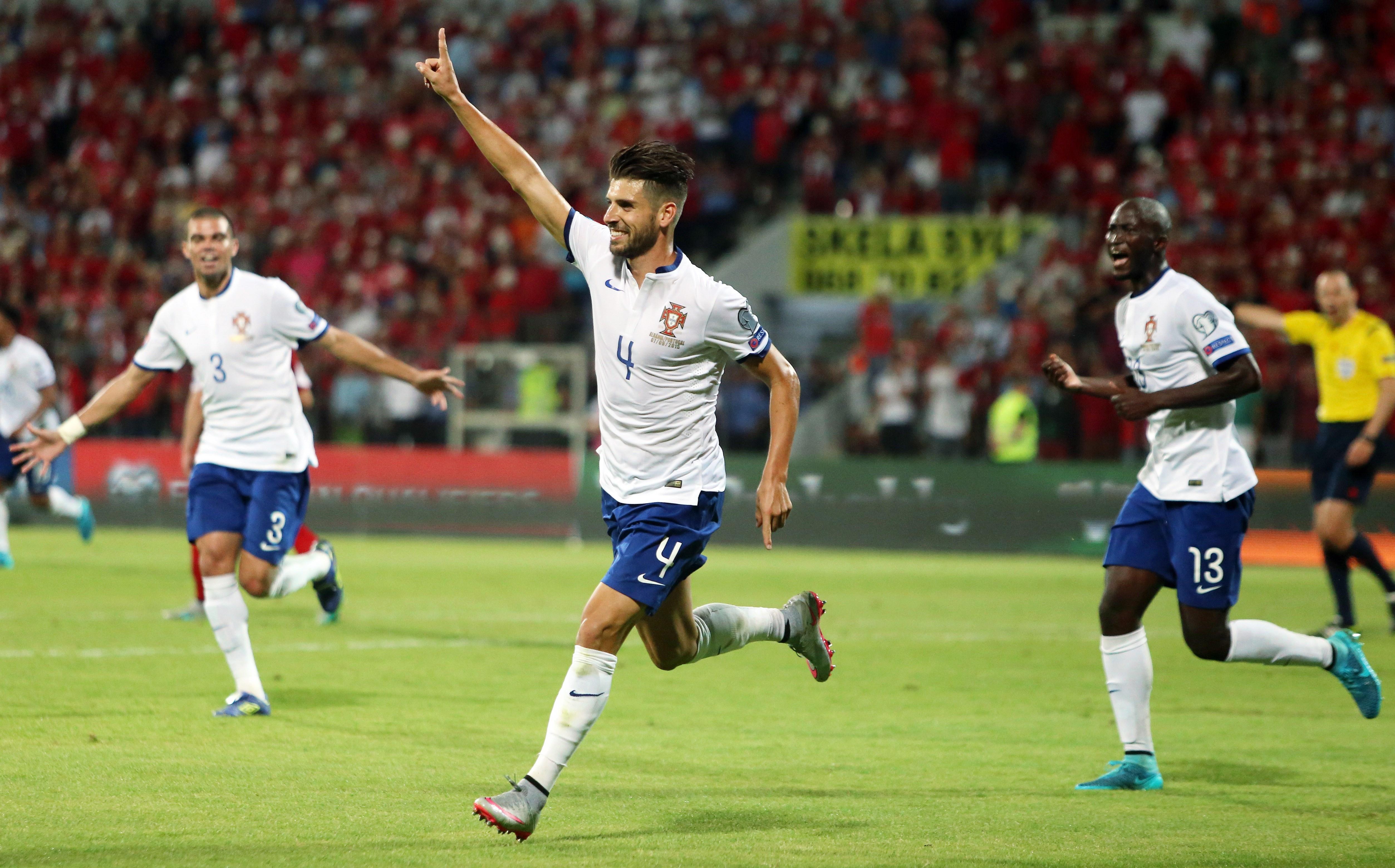 Albanien Vs Portugal