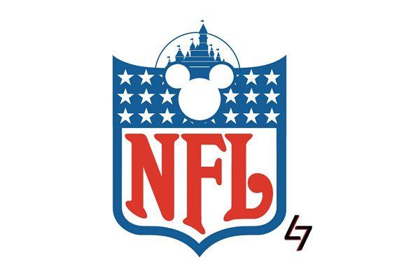 Logos NFL al estilo Disney - Miami - Univision 251502d0104