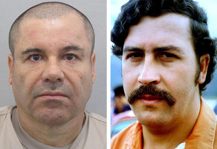 Pablo Escobar Vs Chapo >> El Chapo vs. Pablo Escobar: ¿qué los une y qué los separa? - Univision