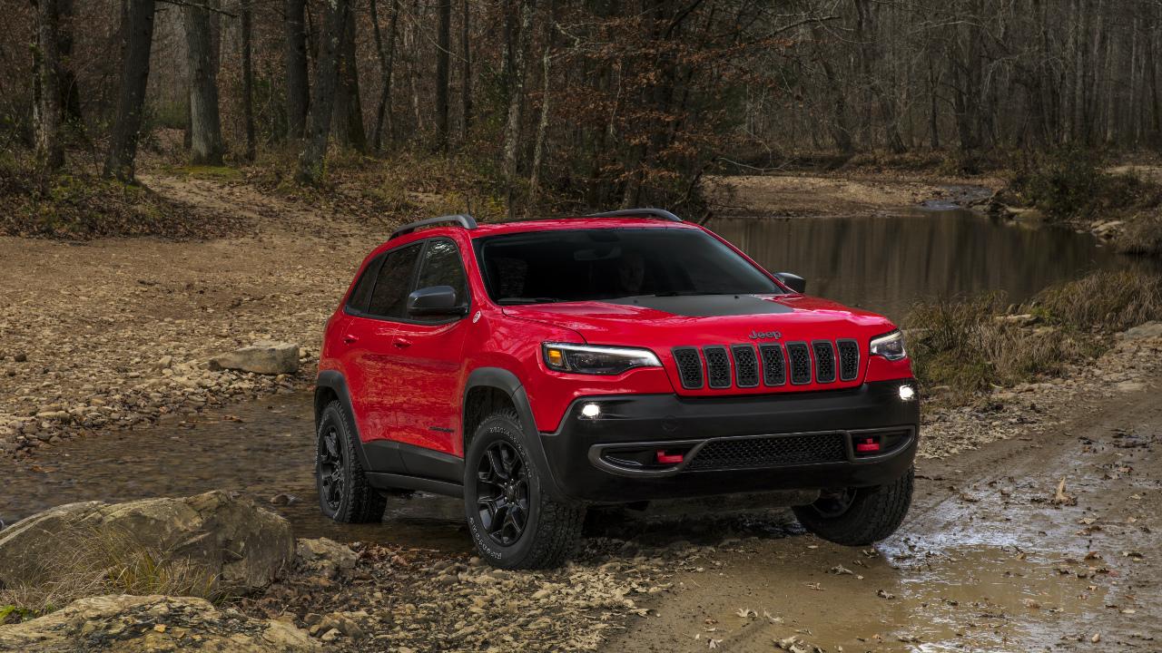Esta es la nueva Jeep Cherokee 2019 - Univision