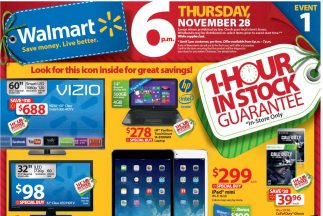 Black Friday En Walmart Univision